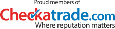 For an up to date reviews of what our customers say about us, please click our checkatrade logo